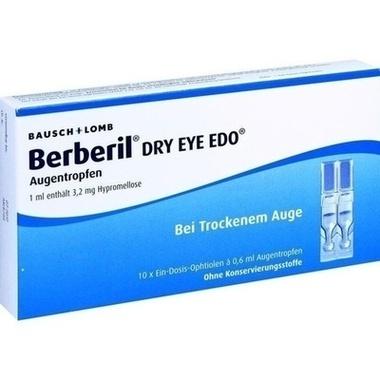 Berberil® Dry Eye EDO® Augentropfen