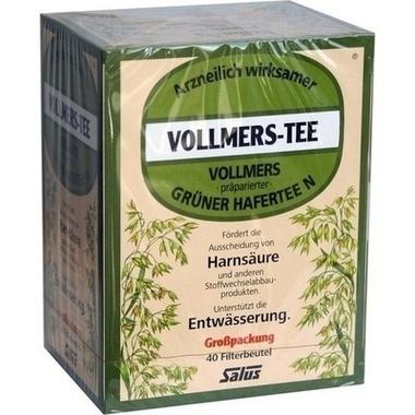 Vollmers Präparierter Grüner Hafertee N