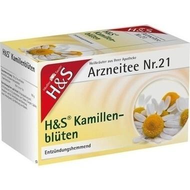 H & S Kamillentee Filterbeutel