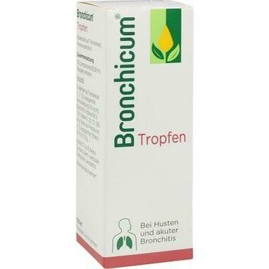 Bronchicum® Tropfen, Flüssigkeit