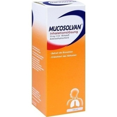 Mucosolvan® Inhalationslösung 15mg/2ml