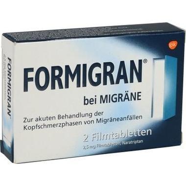 FORMIGRAN® 2,5 mg Filmtabletten
