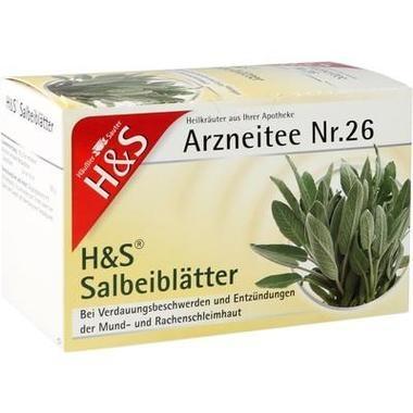 H&S Salbeiblätter Tee Btl.