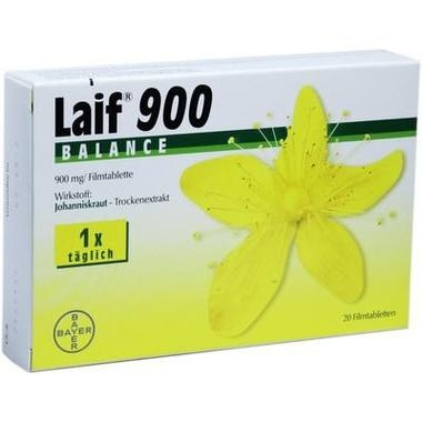 Laif® 900 Balance, 900 mg/Filmtablette