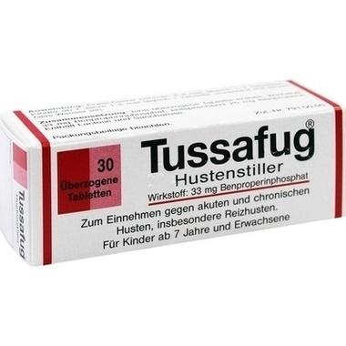 Tussafug®, überzogen Tabletten