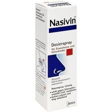 Nasivin® Dosierspray für Erwachsene und Schulkinder