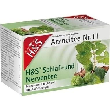 H&S Schlaf- und Nerventee