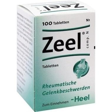 Zeel® comp. N Tbl.