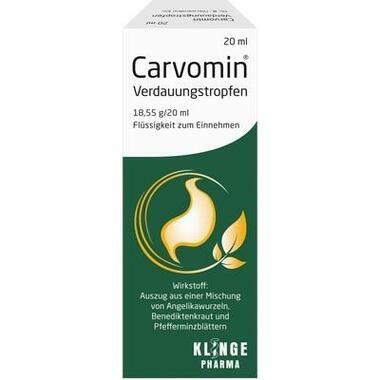 Carvomin® Verdauungstropfen