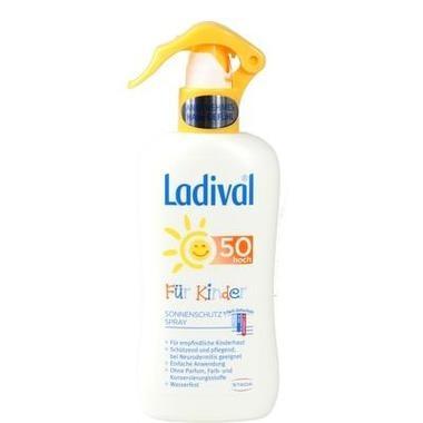 Ladival® Kinder Spray LSF 50