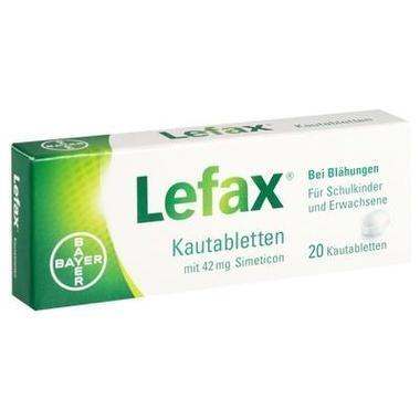 Lefax®, Kautbl.