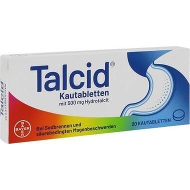 Talcid®, Kautbl.
