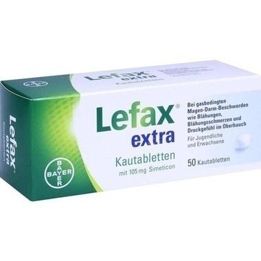 Lefax® extra, Kautbl.