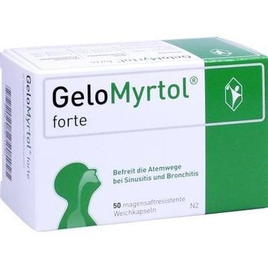 GeloMyrtol® forte, 300 mg, magensaftresistente Weichkapseln