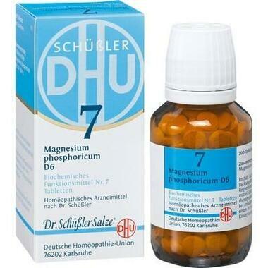 Biochemie 7 Magnesium phosphoricum D6 DHU Tbl.