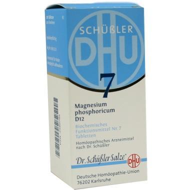 Biochemie 7 Magnesium phosphoricum D12 DHU Tbl.