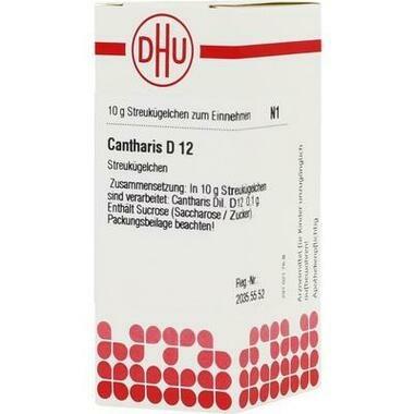 Cantharis D12 DHU Glob.