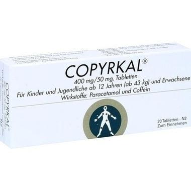 COPYRKAL®, 400 mg/50 mg, Tabletten