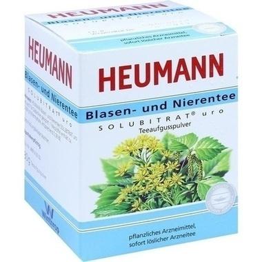 HEUMANN Blasen- und Nierentee SOLUBITRAT® uro, Teeaufgusspulver