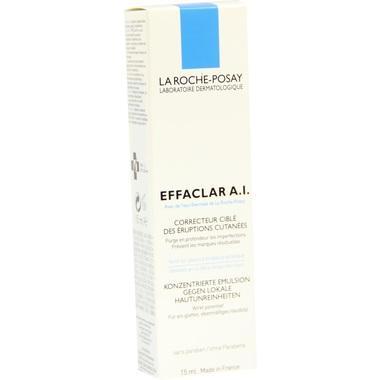 La-Roche Posay Effaclar A.I. gegen lokale Hautunreinheiten