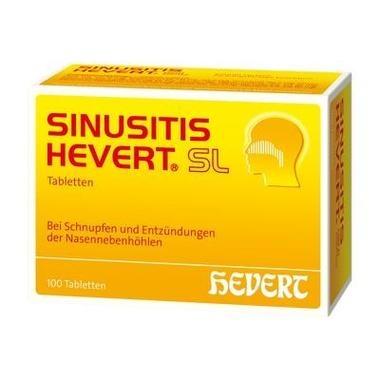 Sinusitis Hevert® SL Tbl.