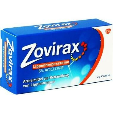 Zovirax® Lippenherpescreme