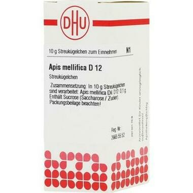 Apis mellifica D12 DHU Globuli