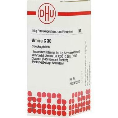 Arnica C30 DHU Globuli