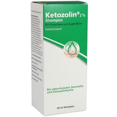 Ketozolin® 2% Shampoo