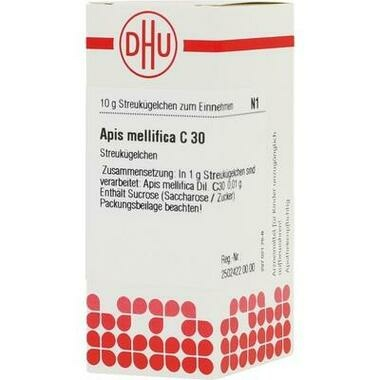 Apis mellifica C30 DHU Globuli