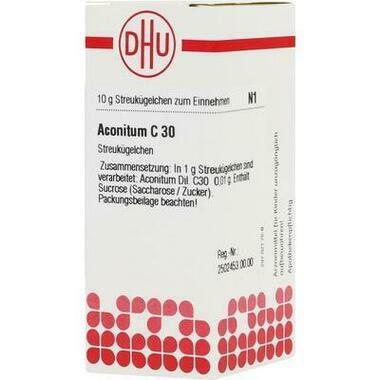 Aconitum C30 DHU Globuli