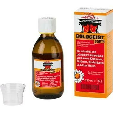 Goldgeist® forte Lsg.
