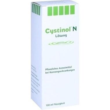 Cystinol® N Lösung, Flüssigkeit