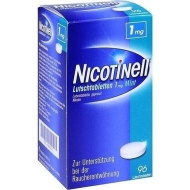 Nicotinell® Lutschtabletten 1 mg Mint