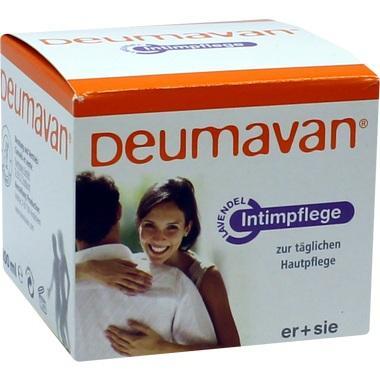 Deumavan Salbe mit Lavendel