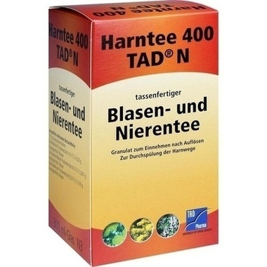 Harntee 400 TAD® N, tassenfertig