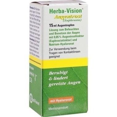 Herba-Vision® Augentrost (Euphrasia)