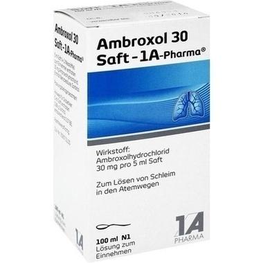 Ambroxol 30 Saft - 1A-Pharma®, Lsg.