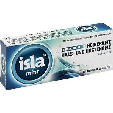 isla® mint, Pastillen