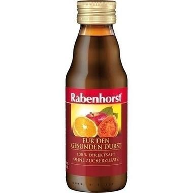 RABENHORST für den gesunden Durst mini Saft