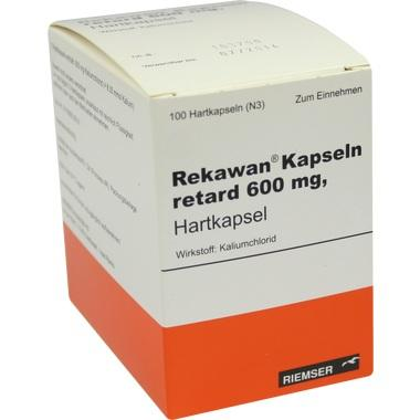 Rekawan® Kapseln retard 600mg