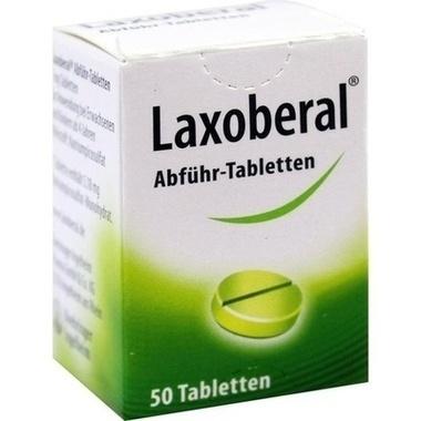 Laxoberal® Abführ-Tabletten, 5 mg Tabletten