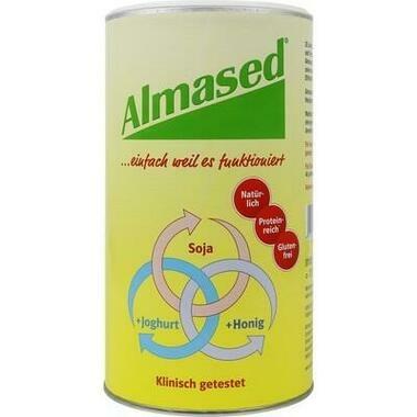 ALMASED Vitalkost Pflanzen K Pulver 500 g