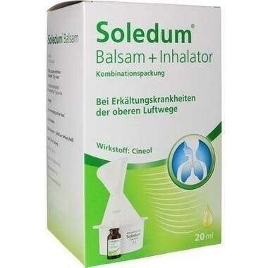 Soledum® Balsam 15% Lösung
