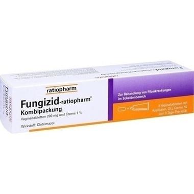 Fungizid-ratiopharm® Kombipackung