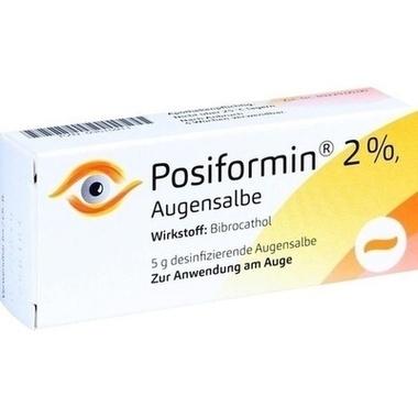 Posiformin® 2%, Augensalbe