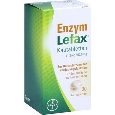 Enzym Lefax®, Kautbl.