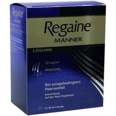 Regaine® Männer, 50 mg/ml Lösung zur Anwendung auf der Haut (Kopfhaut)