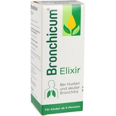Bronchicum® Elixir, Flüssigkeit