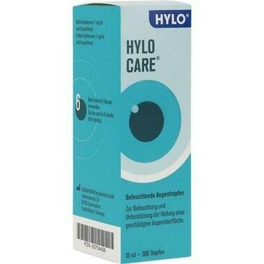 HYLO-CARE®, Augentropfen (ohne Konservierungsmittel)